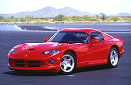 Red Viper GTS Coupe